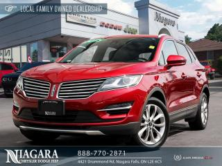 Used 2015 Lincoln MKC Base Panoramic / Leather for sale in Niagara Falls, ON
