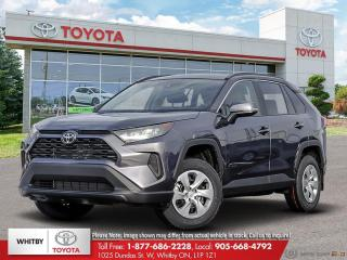 New 2020 Toyota RAV4 LE for sale in Whitby, ON