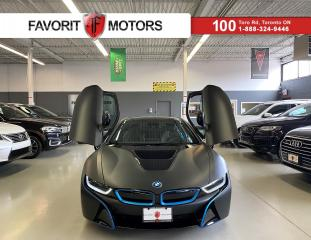 Used 2015 BMW i8 i8 COUPE|LOWKM|NAV|360CAM|HUD|AMBIENT|LEATHER|+++ for sale in North York, ON
