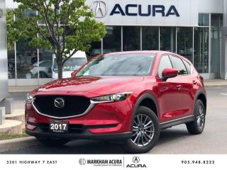 Used 2017 Mazda CX-5 GS AWD at for sale in Markham, ON
