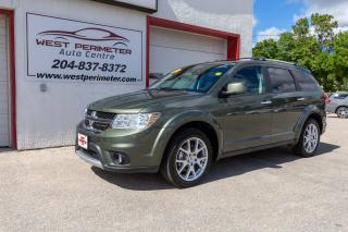 Used 2019 Dodge Journey GT AWD ***B/UP CAM*7 PASSENGER** for sale in Winnipeg, MB
