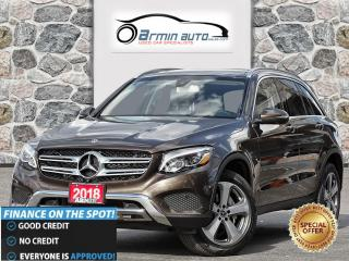 Used 2018 Mercedes-Benz GL-Class GLC 300 4MATIC | NAV | PANO | 360 CAM | INTEL KEY for sale in Etobicoke, ON