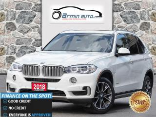 Used 2018 BMW X5 xDrive35i | PREMIUM ENHANCED | HUD | HK AUDIO | for sale in Etobicoke, ON