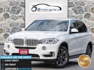 Used 2018 BMW X5 xDrive35i | PREMIUM ENHANCED | HUD | HK AUDIO | for sale in Etobicoke, ON