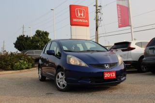 Used 2013 Honda Fit LX for sale in Waterloo, ON