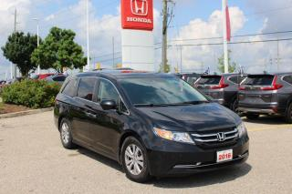Used 2016 Honda Odyssey EX-L for sale in Waterloo, ON