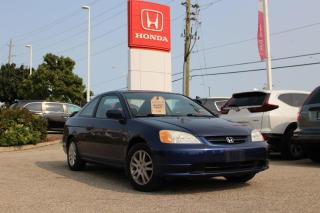 Used 2003 Honda Civic Cpe