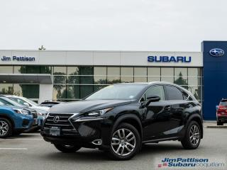 Used 2017 Lexus NX 200t TURBO for sale in Port Coquitlam, BC