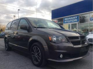 Used 2019 Dodge Grand Caravan GT 2WD - Bluetooth - Heated Steering Wheel for sale in Cornwall, ON