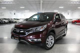 Used 2016 Honda CR-V EX-L AWD I SUNROOF I BIG SCREEN I REAR CAM I HEATED SEATS for sale in Mississauga, ON