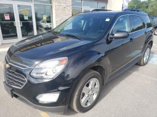 Used 2016 Chevrolet Equinox LT AWD for sale in Trenton, ON