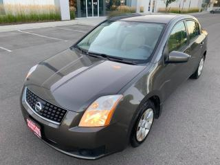 Used 2007 Nissan Sentra 4DR SDN I4 2.0 for sale in Mississauga, ON