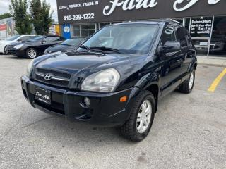Used 2008 Hyundai Tucson GL 4WD for sale in Scarborough, ON