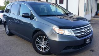Used 2011 Honda Odyssey EX -BACK-UP CAM! HEATED SEATS! 8 PASS! for sale in Kitchener, ON