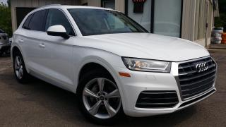 Used 2018 Audi Q5 2.0T PROGRESSIV - LEATHER! PANO ROOF! NAV! BACK-UP CAM! for sale in Kitchener, ON