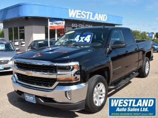 Used 2019 Chevrolet Silverado 1500 LT LD 4x4 Double cab for sale in Pembroke, ON