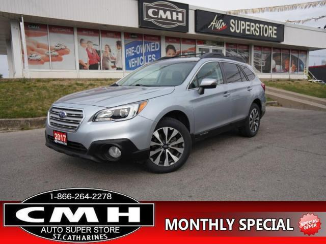 2017 Subaru Outback 2.5i Limited  NAV LEATH ROOF CAM P/SEAT