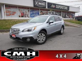 Used 2016 Subaru Outback 2.5i  ROOF CAM HS P/GATE P/SEAT for sale in St. Catharines, ON
