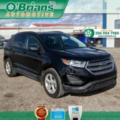 Used 2018 Ford Edge SE - Accident Free! w/Mfg Warranty, AWD, Backup Camera, Cruise, for sale in Saskatoon, SK