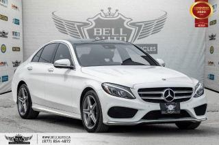 Used 2017 Mercedes-Benz C-Class C 300, NO ACCIDENT, AWD, NAVI, 360 CAM, B.SPOT for sale in Toronto, ON