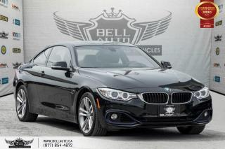 Used 2016 BMW 4 Series 428i xDrive, COUPE, AWD, NAVI, REAR CAM, SUNROOF for sale in Toronto, ON
