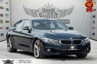Used 2016 BMW 4 Series 428i xDrive, GRAN COUPE, AWD, NO ACCIDENT, NAVI, REAR CAM for sale in Toronto, ON