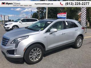 Used 2018 Cadillac XT5 Luxury AWD  LUXURY, AWD, NAV, SUNROOF, LOADED!! for sale in Ottawa, ON