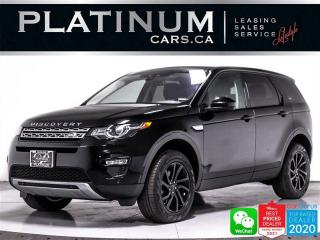 Used 2019 Land Rover Discovery Sport HSE AWD, NAV, PANO, CAM, HEATED STEERING, SEATS for sale in Toronto, ON