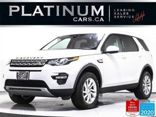 Used 2019 Land Rover Discovery Sport HSE AWD, NAV, PANO, CAM, HEATED, BLINDSPOT for sale in Toronto, ON