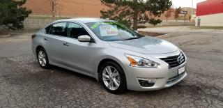 Used 2013 Nissan Altima **SUNROOF / CAMERA / LEATHER HEATED SEATS*** for sale in Mississauga, ON