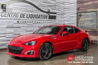 Used 2016 Subaru BRZ Sport-tech+GPS+MAGS+TOIT for sale in Laval, QC