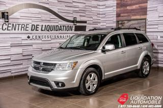 Used 2012 Dodge Journey SXT+GR/ELECT+SIEGE/CHAUFF+BLUETOOTH for sale in Laval, QC