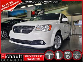 Used 2011 Dodge Grand Caravan Crew for sale in Châteauguay, QC