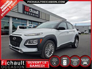 Used 2019 Hyundai KONA 2.0L Preferred TI avec toit bicolore for sale in Châteauguay, QC