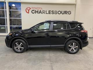Used 2018 Toyota RAV4 LE - Traction Avant - Sièges chauffants for sale in Québec, QC