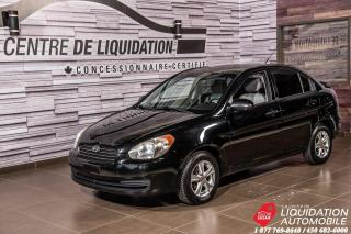 Used 2009 Hyundai Accent GL for sale in Laval, QC