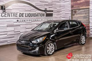 Used 2014 Hyundai Accent GLS+TOIT+MAGS+BANCS CHAUFFANTS for sale in Laval, QC