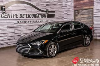 Used 2017 Hyundai Elantra GL + CAM DE RECUL + ANDROID AUTO + VOLANT CHAUF. for sale in Laval, QC