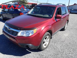 Used 2010 Subaru Forester 5dr Wgn Auto 2.5X Touring for sale in Beauport, QC