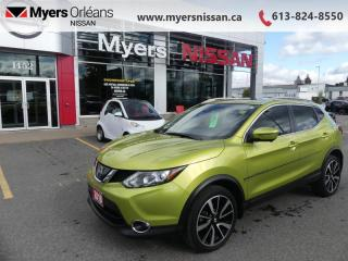 Used 2018 Nissan Qashqai SL AWD  - $165 B/W - Low Mileage for sale in Orleans, ON