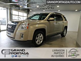 Used 2011 GMC Terrain Traction intégrale 4 portes SLE-2 for sale in Rivière-Du-Loup, QC
