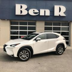 Used 2017 Lexus NX 200t for sale in Steinbach, MB