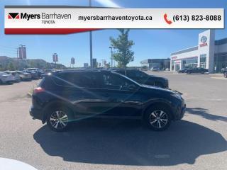 Used 2017 Toyota RAV4 XLE  - Sunroof -  Heated Seats - $162 B/W for sale in Ottawa, ON