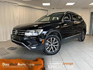 Used 2018 Volkswagen Tiguan Comfortline 4Motion, Toit, Automatique for sale in Sherbrooke, QC