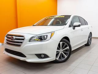 Used 2016 Subaru Legacy LIMITED CUIR AWD *TOIT* NAVI *SIEGES CHAUFF* PROMO for sale in St-Jérôme, QC