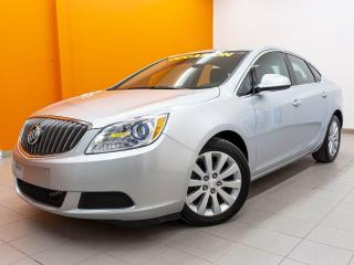 Used 2016 Buick Verano COMMODITÉS *SIEGES CHAUF* CAMERA *BLUETOOTH* PROMO for sale in St-Jérôme, QC