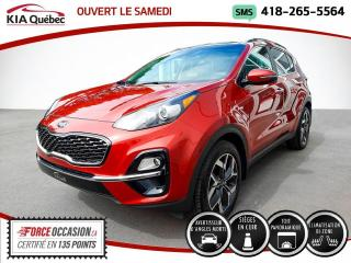 Used 2020 Kia Sportage EX* PREMIUM* AWD* SPECIAL DEMO* CUIR* TO for sale in Québec, QC