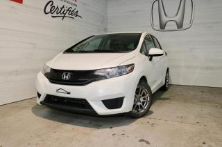 Used 2016 Honda Fit LX for sale in Blainville, QC