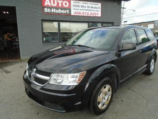 Used 2010 Dodge Journey SE ** 7 PASS / 4 CYL ** for sale in St-Hubert, QC