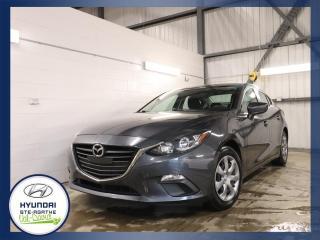 Used 2015 Mazda MAZDA3 Berline 4 portes, boîte automatique, GX for sale in Val-David, QC